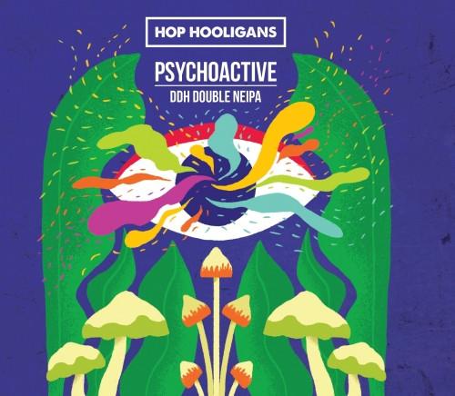eticheta Hop Hooligans Psychoactive