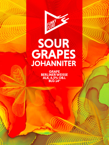 eticheta Sour Grapes: Johanniter