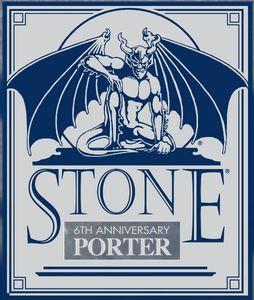 eticheta 20th Anniversary Encore Series: Stone 6th Anniversary Porter