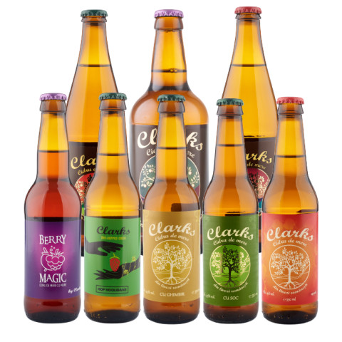 Clarks Cider Complete Pack