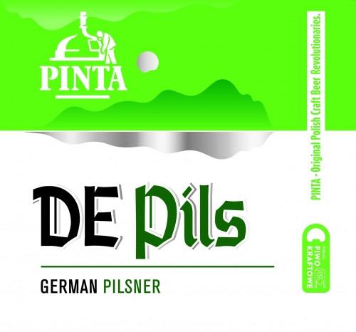 eticheta DE Pils