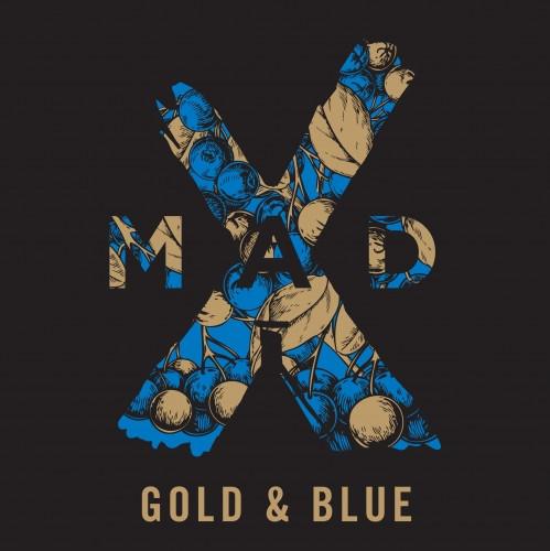 eticheta Gold & Blue