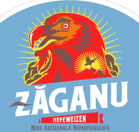 eticheta Zaganu Hefeweizen