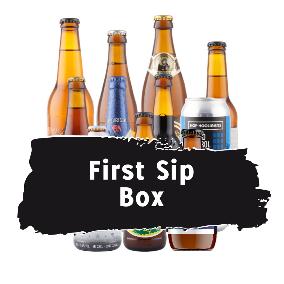 First Sip Box