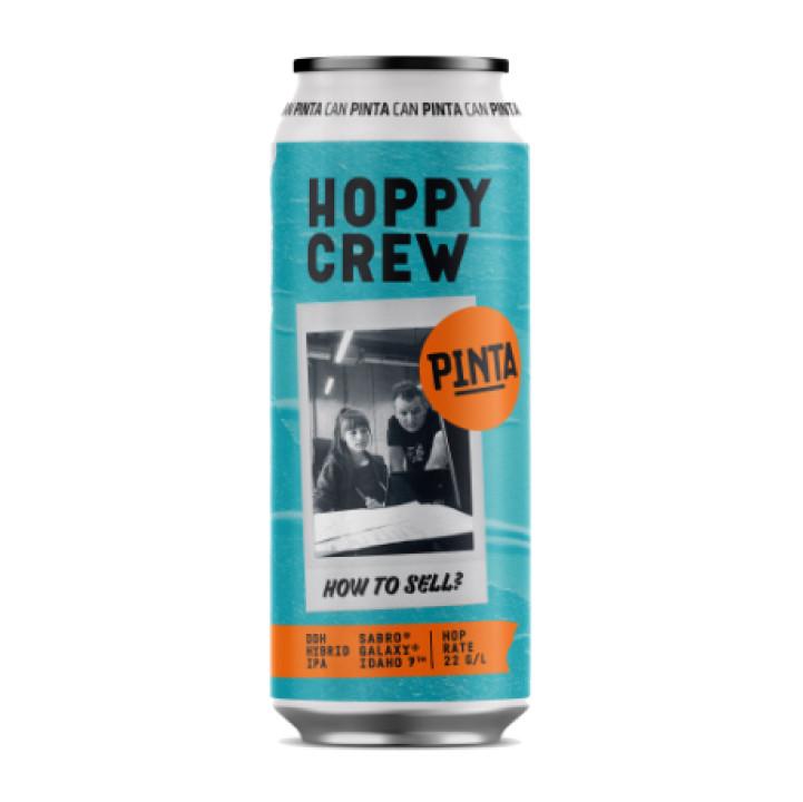 produs Hoppy Crew: How To Sell?