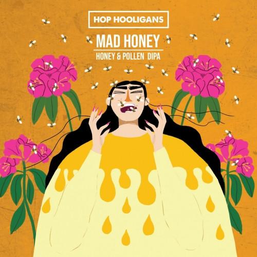 eticheta Mad Honey