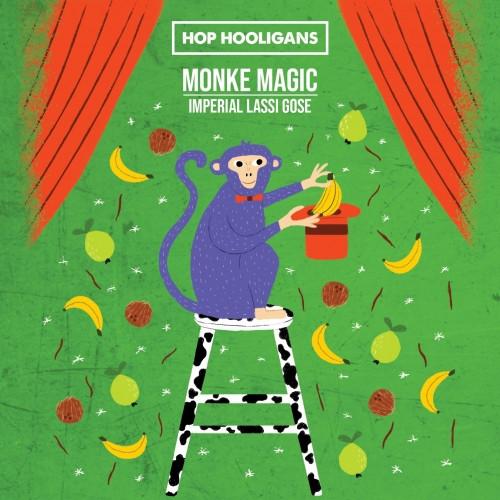 eticheta Monke Magic