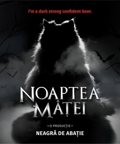 eticheta Capra Noastra Noaptea Mâței