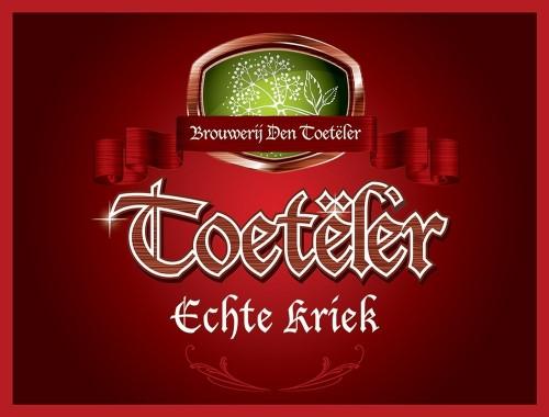 eticheta Toeteler Echte Kriek