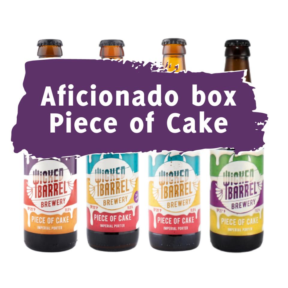 Aficionado Box Piece of Cake