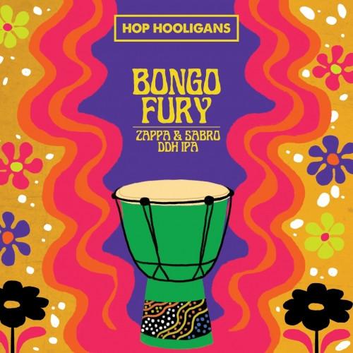 eticheta Bongo Fury