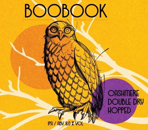 eticheta Boobook DDH Cashmere