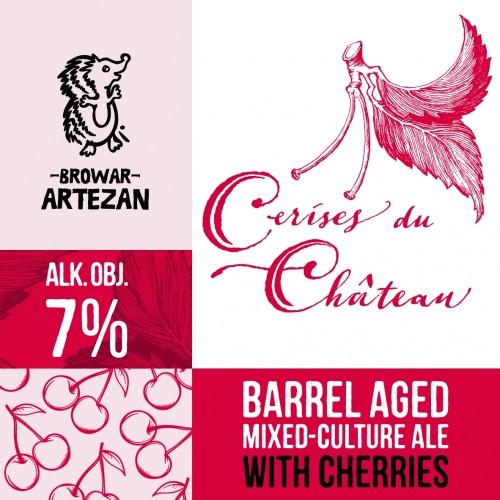 eticheta Cerises du Château