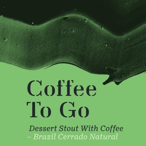 eticheta Coffee To Go (Brazil Cerrado Natural)