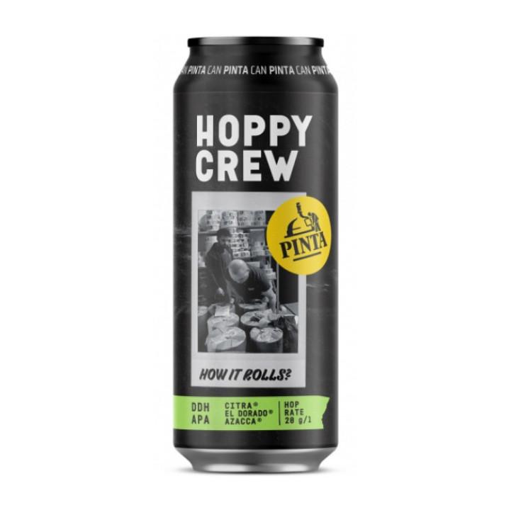 produs Hoppy Crew: How It Rolls?