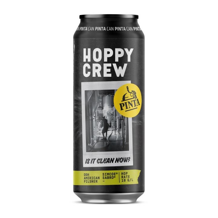 Hoppy Crew: Is It Clean Now?