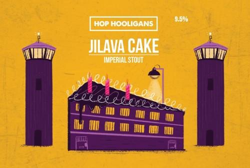 eticheta Hop Hooligans Jilava Cake