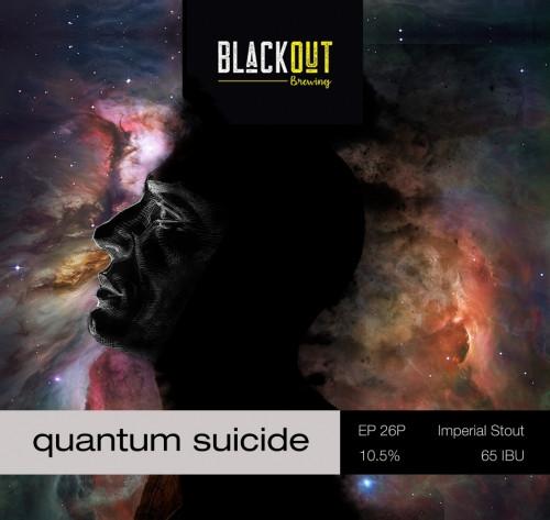 eticheta Blackout Quantum Suicide
