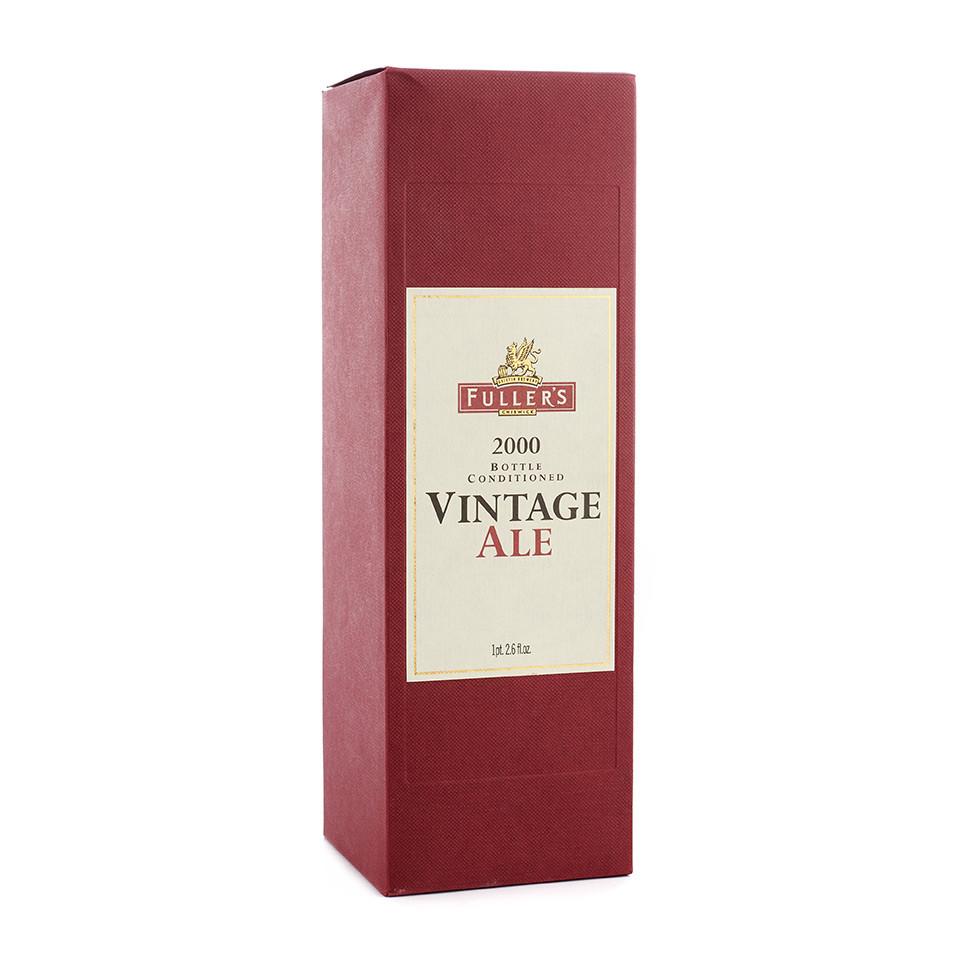 Fullers Vintage Ale 2000 cutie
