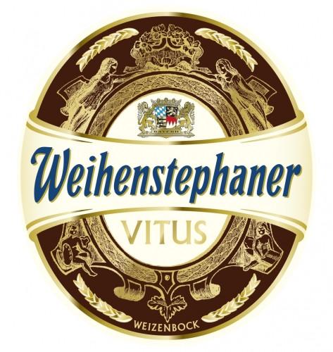 eticheta Weihenstephaner Vitus