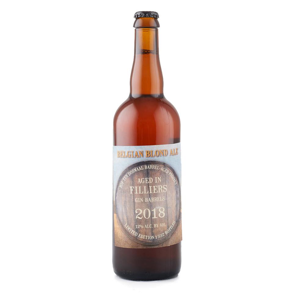 sticla Hof Ten Dormaal Barrel Aged Blonde - Gin