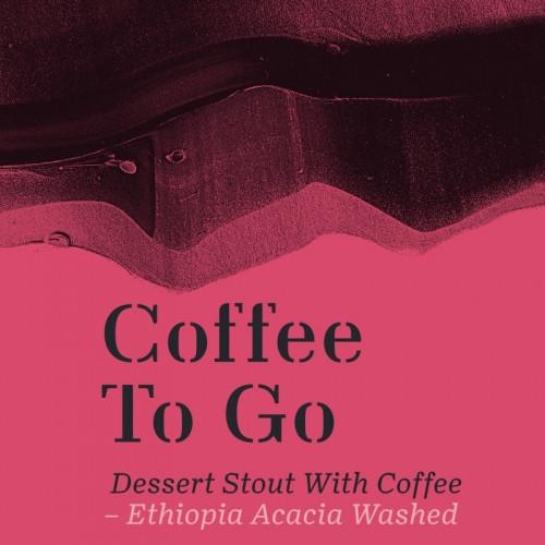 eticheta Coffee To Go (Ethiopia Acacia Washed)