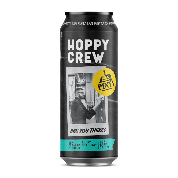 Hoppy Crew: Are You There?