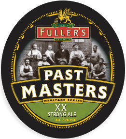 eticheta Past Masters 1891 XX Strong Ale