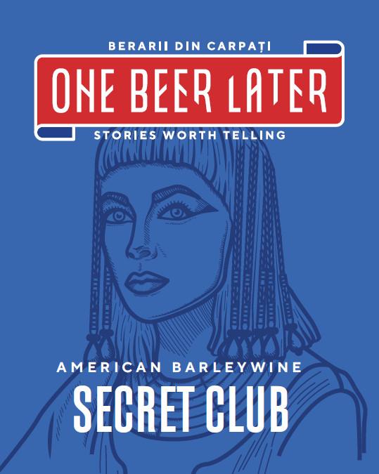 eticheta Secret Club (Rum Barrel)