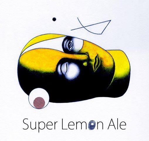 eticheta Super Lemon Ale