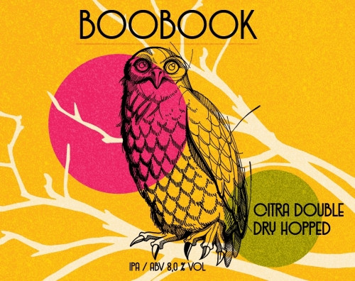 eticheta Boobook DDH Citra