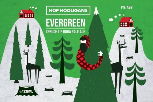 eticheta Evergreen