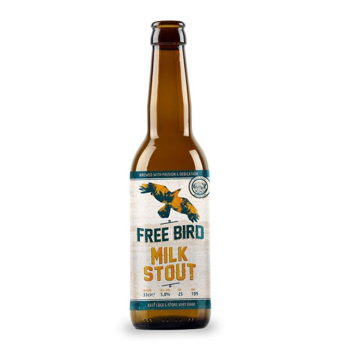 produs Free Bird Oaked Milk Stout