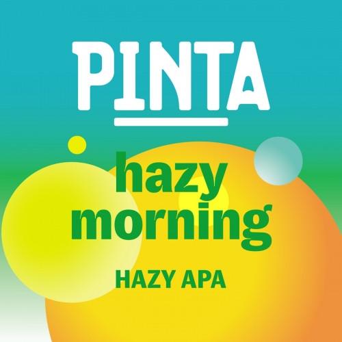 eticheta Hazy Morning