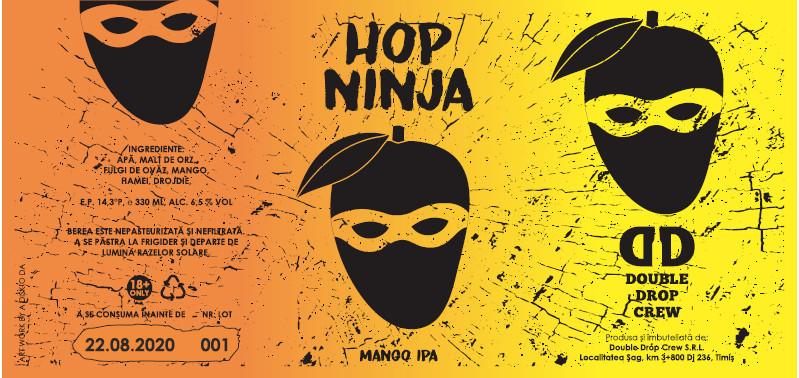 eticheta Hop Ninja