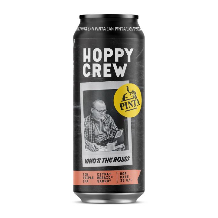 Hoppy Crew: Who's the Boss?