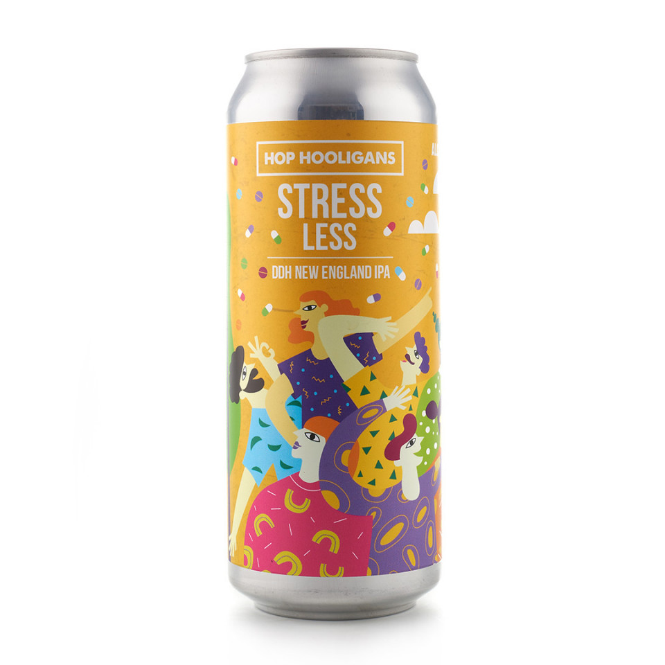 produs Hop Hooligans Stress Less