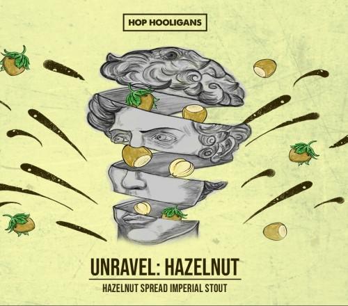 eticheta Hop Hooligans Unravel: Hazelnut
