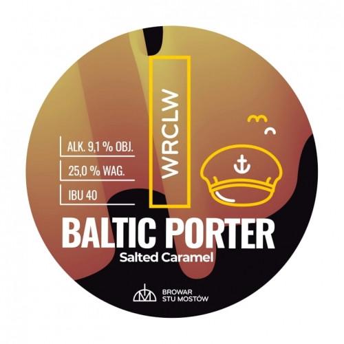 eticheta WRCLW Baltic Porter Salted Caramel Nitro
