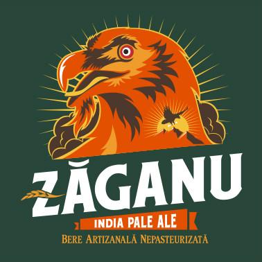 eticheta Zaganu India Pale Ale