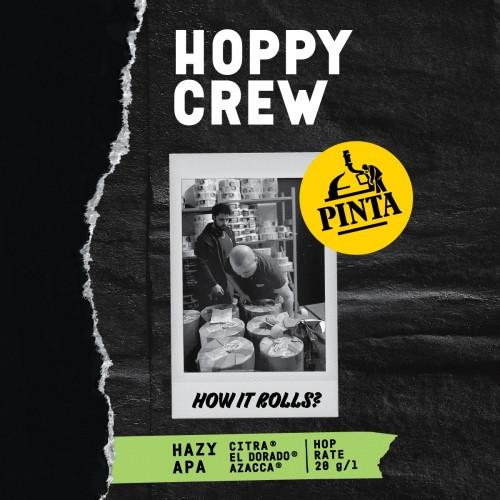 eticheta Hoppy Crew: How It Rolls?