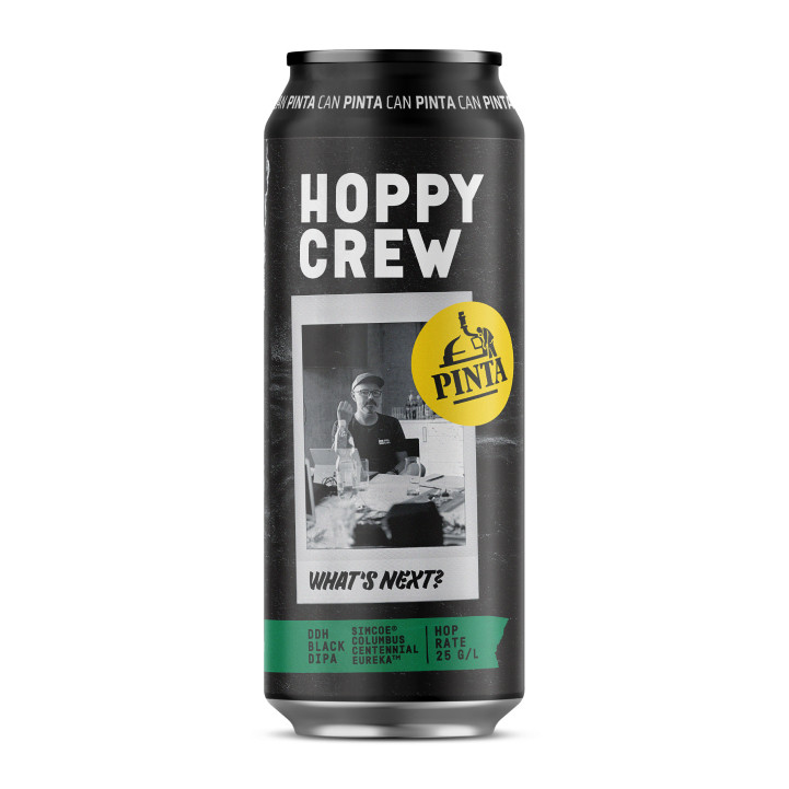 Hoppy Crew: What's Next?