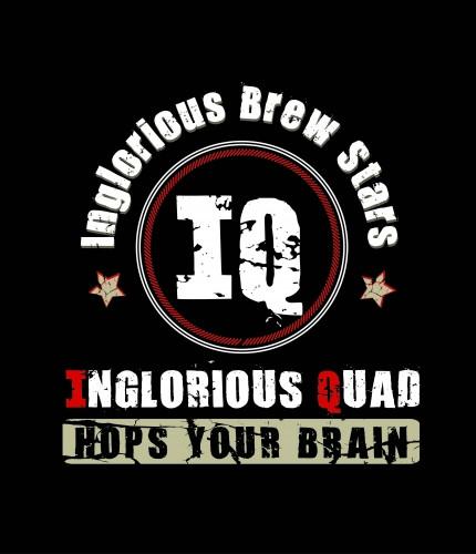 eticheta Inglorious Quad