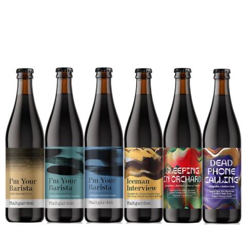 cover Maltgarden Stout Pack - Bottle