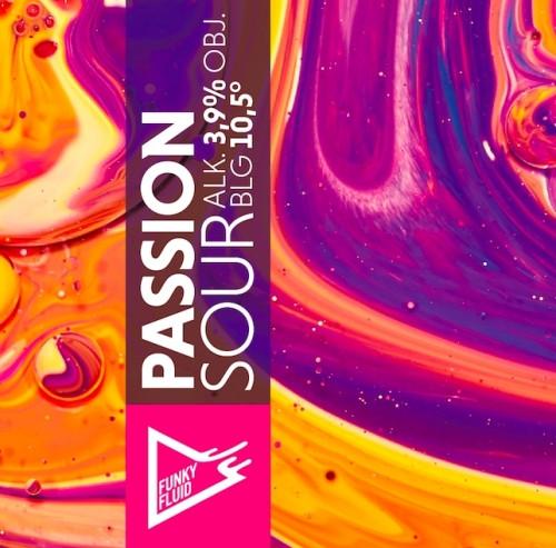eticheta Passion Sour