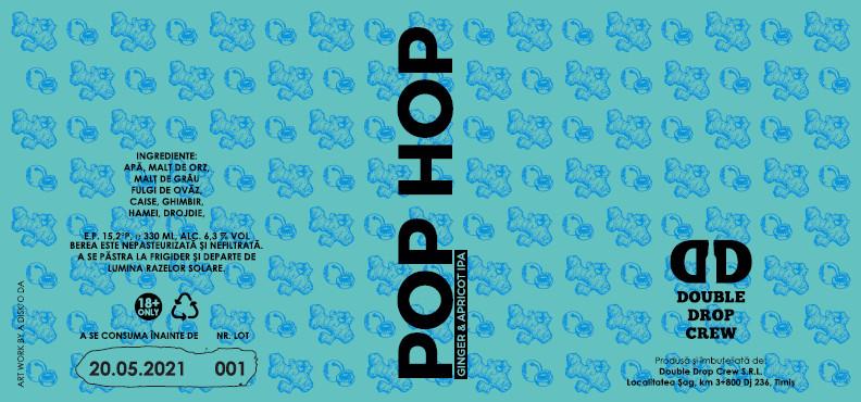 eticheta Pop Hop