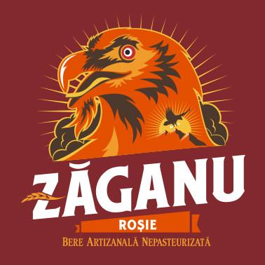 eticheta Zaganu Rosie