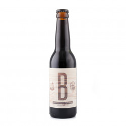 B - Bourbon Barrel Aged