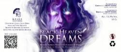 eticheta Black Heaven Dreams