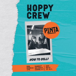 eticheta Hoppy Crew: How To Sell?